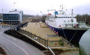 Грузо-пассажирский терминал