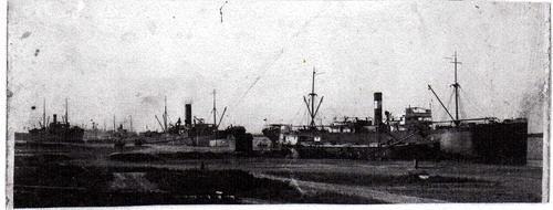 Килийский портовый пункт