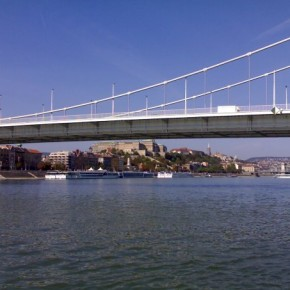 мост Будапешт на реке Дунай