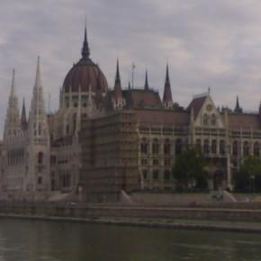 Будапешт на реке Дунай