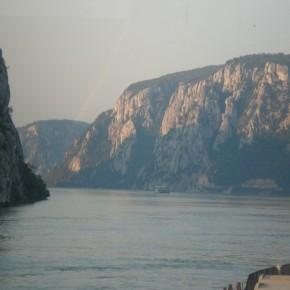 ущелья Дуная
