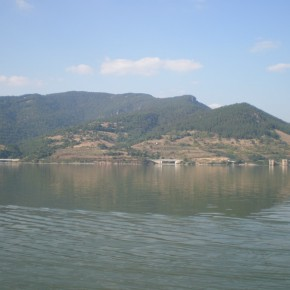 река Дунай Румыния