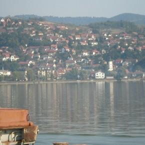 Румыния река Дунай