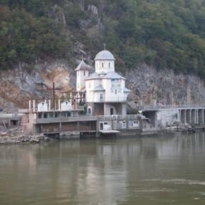 река Дунай румынский участок