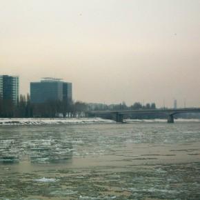 ущелье Будапешт на реке Дунай