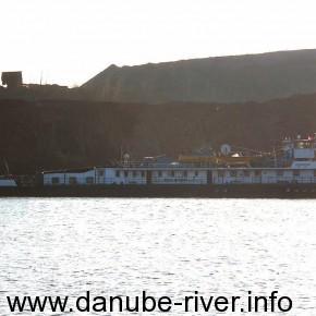 Астрахань - Украинское Дунайское пароходства