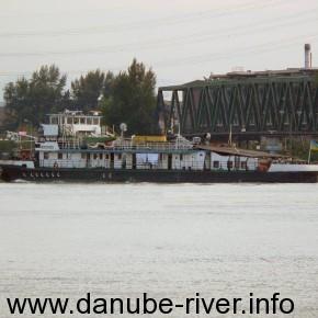 Днепропетровск, УДП, Река дунай
