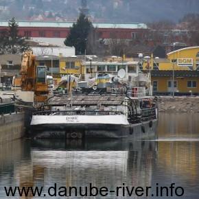 Донетск, владелец УДП, Украина, река Дунай