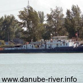 Гурзуф, Удп, Река Дунай