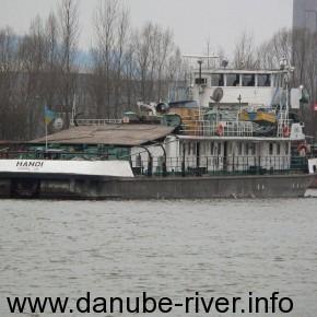 Ханой, Удп, Река Дунай