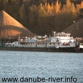 Ярославль, Удп, Порт приписки Измаил, Река Дунай