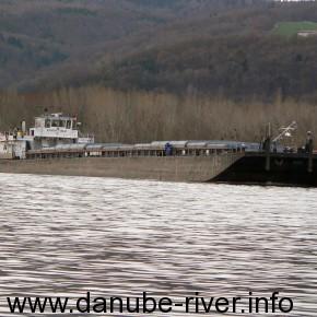 Капитан Гайдай,УДП, Река Дунай