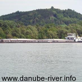 Механик Кобзев, Удп, Река Дунай