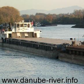 Николай Будников, УДП, Река Дунай, Порт Измаил, Украина