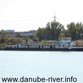 Новосибирск, УДП, Измаил,Река Дунай