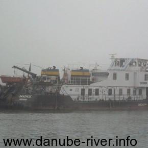 Задонск украинское дунайское пароходства