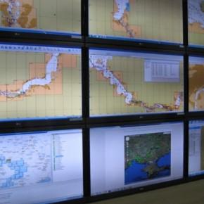 Речная информационная служба  фото