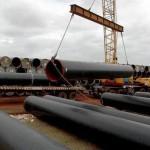 Газовая труба через Сербию