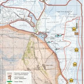 карта дельта лоцман