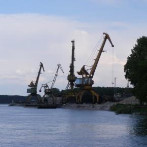 Болгария, порт Лом