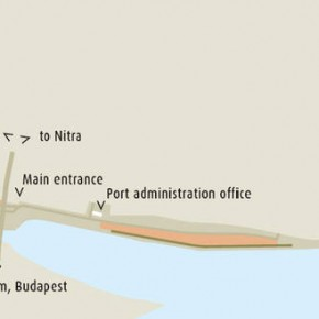 Порт Комарно