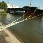 Самая, самая грязная река Европы, это река Дунай