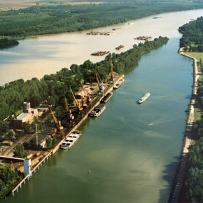 Порт Дунауйварош