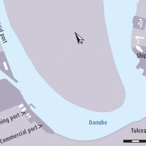 план порта Тульча