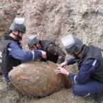 В  Будапеште обезврежена бомба
