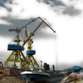 Порт Калафат