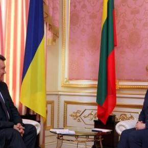 Украина - Литовский протокол о развития железнодорожных грузоперевозок.