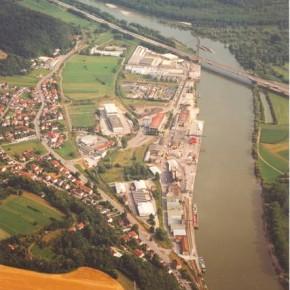 Порт Деггендорф германия