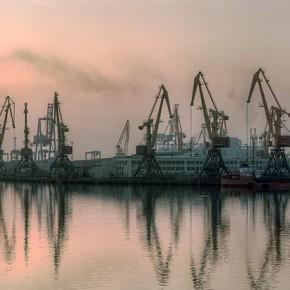 Порт в Украине