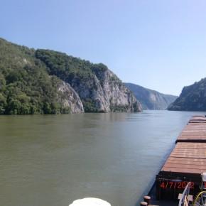 перевозки по Дунаю