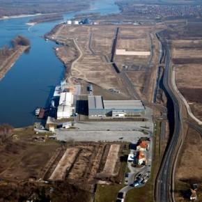 Порт Дьёр-Гёнью ВЕНГРИЯ