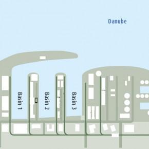 план порта Линц
