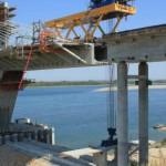 В начале ноября начнет действовать мост через Дунай между городом Видин и Калафатом