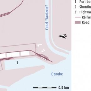 план Порта Панчево