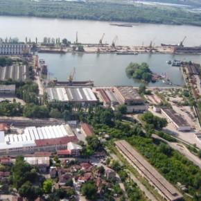 Порт Русе запад