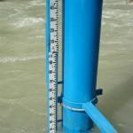 Вода на реке Дунай 12-13.02.2013 г.