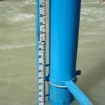 Уровень воды в нижнем Дунае