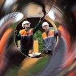 Сооружение  газопровода Румыния-Болгария закончится в  2013 году