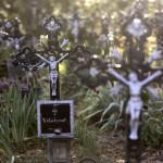 Кладбище неизвестных на реке Дунай