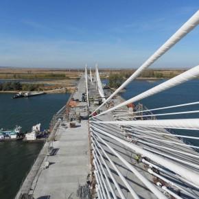 мост Румыния Болгария