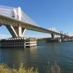 Проезд по новому мосту через Дунай – 6 Евро