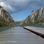 Сокращение судоходства на Дунае бьет рекорды
