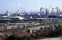 Румынский порт Констанца