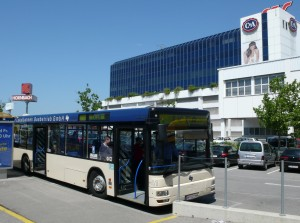 Городской транспорт Австрии г. Вена