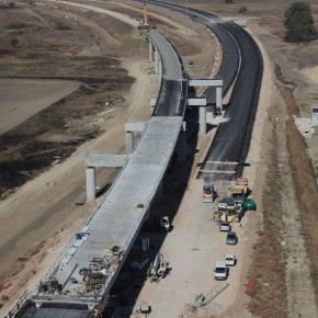 строительство моста через дунай