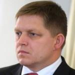 На набережной Дуная, Премьер Словакии,  нашел  кошелек с деньгами.